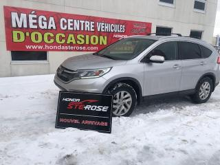 Used 2016 Honda CR-V SE AWD for sale in Laval, QC