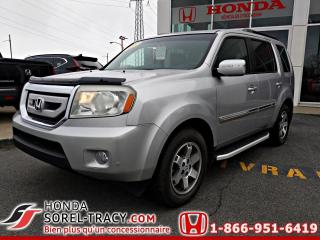 Used 2011 Honda Pilot 4 RM 4 portes Touring for sale in Sorel-Tracy, QC