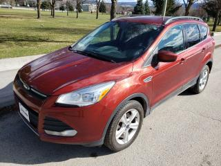 Used 2014 Ford Escape SE for sale in Kelowna, BC