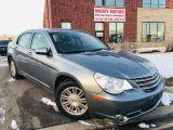 Photo of Teal 2008 Chrysler Sebring