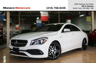 Used 2017 Mercedes-Benz CLA-Class CLA250 AMG PERFORMANCE - BACKUP|NAVI|BLINDSPOT for sale in North York, ON