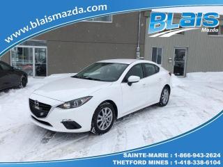 Used 2014 Mazda MAZDA3 GS-SKY for sale in Ste-Marie, QC