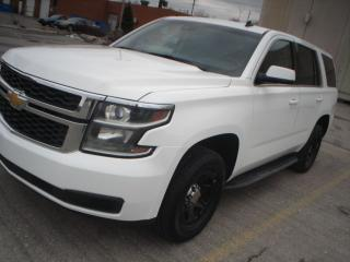 Used 2015 Chevrolet Tahoe ex-police,6 passenger,certified for sale in Mississauga, ON