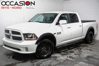 Used 2015 RAM 1500 4WD Crew Cab Sport for sale in Boisbriand, QC