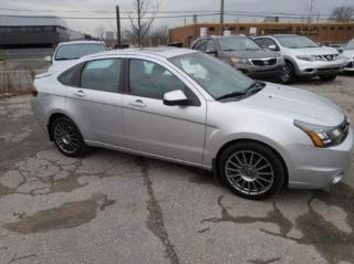 Used 2011 Ford Focus SES for sale in North York, ON