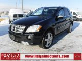 Photo of Black 2010 Mercedes-Benz ML 550