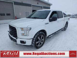 Used 2015 Ford F-150 XLT SUPERCREW SWB 4WD 5.0L for sale in Calgary, AB