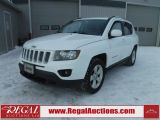Photo of White 2014 Jeep Compass