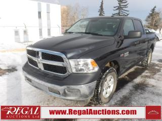 Used 2018 RAM 1500 SXT Crew CAB SWB 4WD 5.7L for sale in Calgary, AB