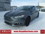 Photo of Grey 2013 Ford Fusion