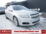 Photo of Silver 2013 Chevrolet MALIBU 2LT 4D SEDAN