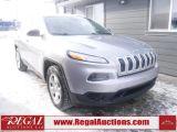Photo of Grey 2014 Jeep Cherokee