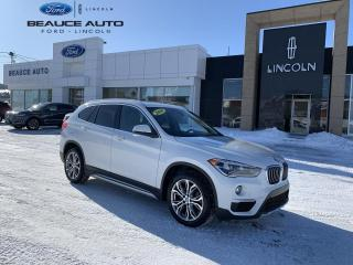 Used 2018 BMW X1 xDrive28i for sale in Beauceville, QC