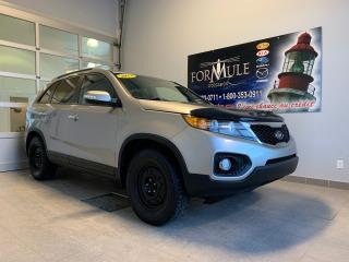 Used 2013 Kia Sorento LX for sale in Rimouski, QC
