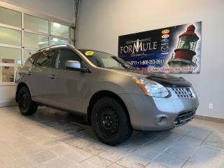 Used 2008 Nissan Rogue SL for sale in Rimouski, QC