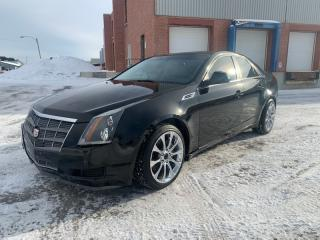Used 2008 Cadillac CTS Berline 4 portes avec 1SA for sale in Terrebonne, QC