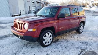 Used 2014 Jeep Patriot Traction avant, 4 portes, Sport for sale in Terrebonne, QC