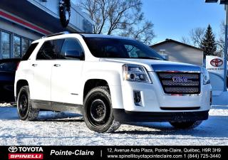 Used 2011 GMC Terrain SLT-2 AWD TOIT,CUIR,MAGS for sale in Pointe-Claire, QC