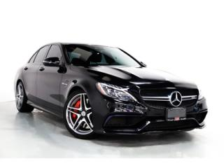 Used 2017 Mercedes-Benz C-Class C63 S   AMG   WARRANTY   CARBON FIBRE   BURMESTER for sale in Vaughan, ON