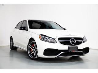 Used 2016 Mercedes-Benz E-Class E63S   AMG   MASSAGE SEATS   NAVI   PANO for sale in Vaughan, ON
