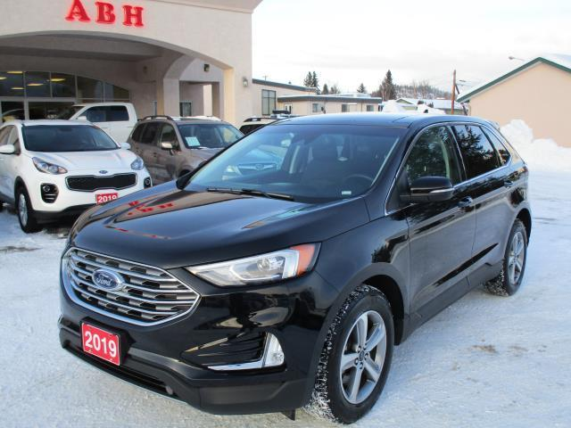 2019 Ford Edge SEL Ecoboost AWD