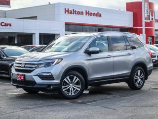 Used 2017 Honda Pilot EX-L for sale in Burlington, ON