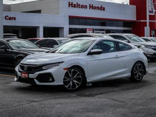 Used 2018 Honda Civic SI|NO ACCIDENTS|ONE OWNER for sale in Burlington, ON