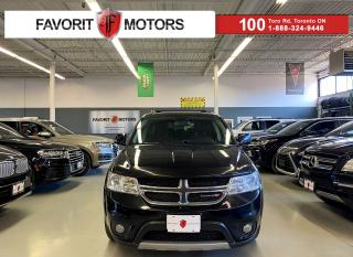 Used 2015 Dodge Journey SXT *CERTIFIED!*|7 PASS.|NAV|SUNROOF|ALPINE|DVD|+ for sale in North York, ON