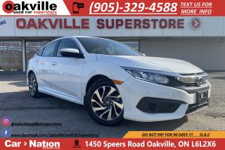 Used 2018 Honda Civic Sedan SE CVT | B/U CAM | RMT START | HTD SEATS for sale in Oakville, ON