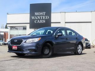 Used 2015 Subaru Legacy 2.5i |CAMERA|AWD|HEATED SEATS for sale in Kitchener, ON