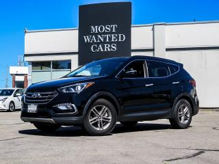 Used 2017 Hyundai Santa Fe Sport SE 2.4 AWD|LEATHER|SUNROOF|BLIND|CLEAN CARFAX for sale in Kitchener, ON