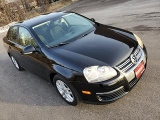 Used 2010 Volkswagen Jetta Sedan 4dr 2.5L for sale in Mississauga, ON