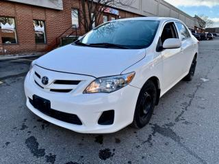 Used 2012 Toyota Corolla 4dr Sdn, CE, HEATED SEATS, POWER WINDOWS for sale in North York, ON