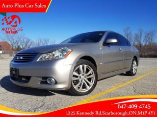 Used 2008 Infiniti M35 4dr Sdn AWD for sale in Scarborough, ON