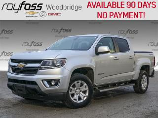 Used 2017 Chevrolet Colorado 4WD BACKUP CAM, LOW K's for sale in Woodbridge, ON