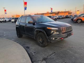 Used 2015 Jeep Cherokee l Winter & All Season Tires l Nav l Htd Seats for sale in Etobicoke, ON