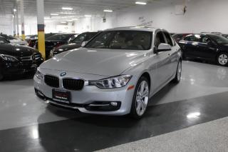 Used 2015 BMW 3 Series 328i XDRIVE I NO ACCIDENTS I NAVIGATION I REAR CAM I SUNROOF for sale in Mississauga, ON