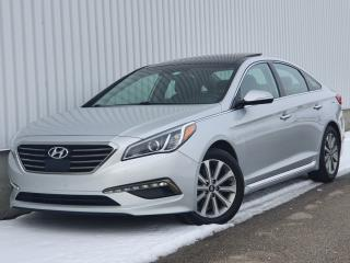 Used 2016 Hyundai Sonata Limited|Leather|Navi|Pano Roof|Accident Free for sale in Mississauga, ON