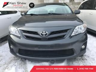 Used 2012 Toyota Corolla | NO ACCIDENTS | FWD | for sale in Toronto, ON