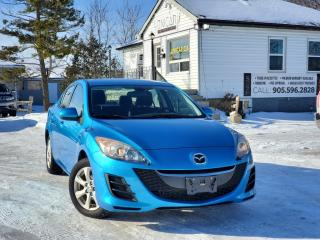 Used 2010 Mazda MAZDA3 1-OWNER GS 2.0L Bluetooth Cruise Power A/C for sale in Sutton, ON