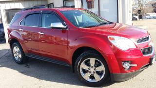 Used 2014 Chevrolet Equinox 2LT 2WD - LEATHER! SUNROOF! BACK-UP CAM! REMOTE START! for sale in Kitchener, ON
