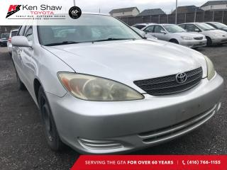 Used 2004 Toyota Camry | NO ACCIDENTS | FWD | for sale in Toronto, ON