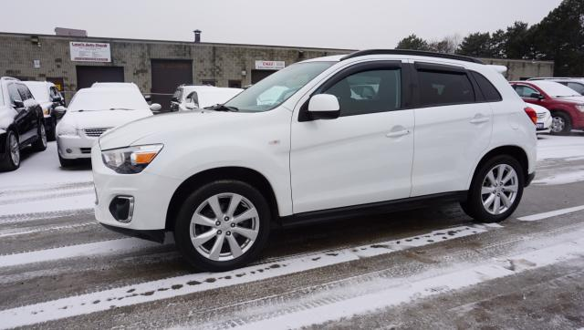 2014 Mitsubishi RVR GT 4WD AUTO CERTIFIED 2YR WARRANTY *1 OWNER*SERVICE HISTORY* BLUETOOTH HEATED SEATS PADDLE SHIFTERS