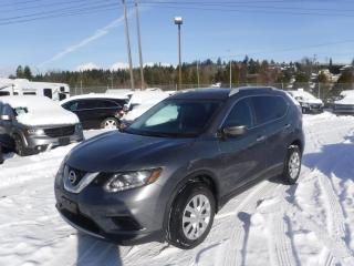 Used 2016 Nissan Rogue S AWD for sale in Burnaby, BC