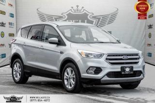Used 2017 Ford Escape SE, NO ACCIDENT, AWD, REAR CAM, SENSORS, BLUETOOTH for sale in Toronto, ON