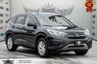 Used 2015 Honda CR-V SE, AWD, NO ACCIDENT, REAR CAM, BLUETOOTH, PUSH START for sale in Toronto, ON
