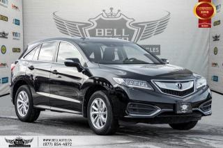 Used 2016 Acura RDX Tech Pkg, AWD, NO ACCIDENT, NAVI, REAR CAM, B.SPOT, LANE DEP for sale in Toronto, ON