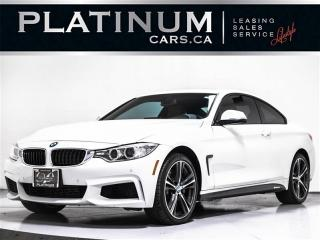 Used 2016 BMW 4 Series 435i xDrive COUPE, M-SPORT, NAV, SUNROOF, PREMIUM for sale in Toronto, ON