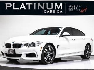 Used 2016 BMW 4 Series 435i xDrive GRAN COUPE, M-SPORT, NAV, PREMIUM, CAM for sale in Toronto, ON