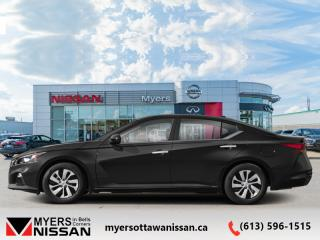 New 2020 Nissan Altima 2.5 S   - Heated Seats -  Remote Start - $189 B/W for sale in Ottawa, ON